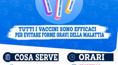 """AVVISO – Apertura """"Help Desk"""" per supporto prenotazione vaccino anticovid19"""